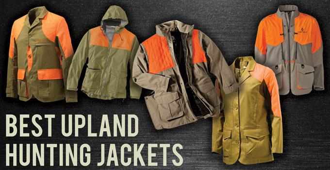 c51ba070383ce Best Upland Hunting Jacket of 2018   The Upland Hunter